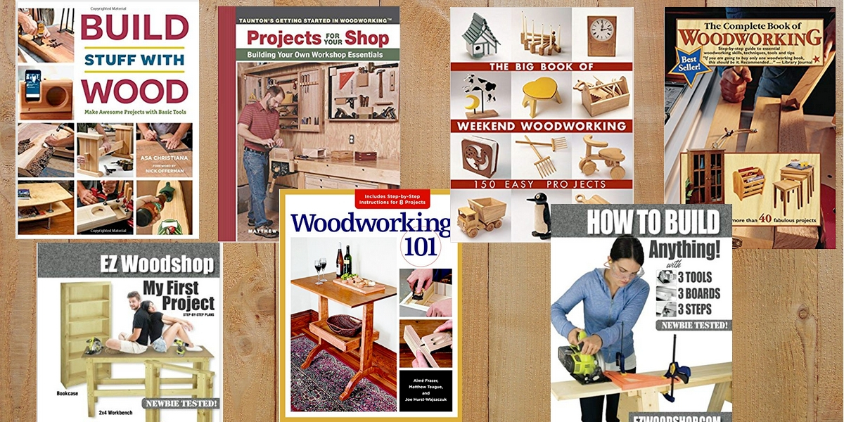 Excellent Beginner Woodworking Projects And Plans Book