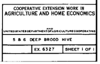 Dept of Agriculture Woodworking Plan Source