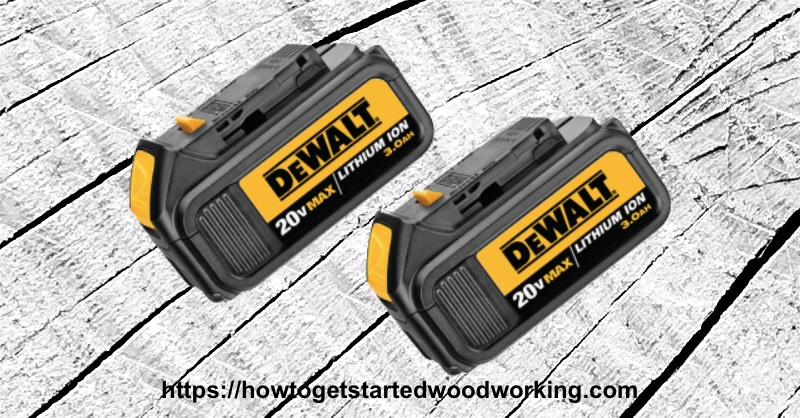 cordless drill batteries