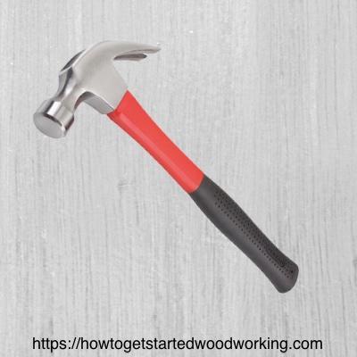 Claw hammer 16 oz