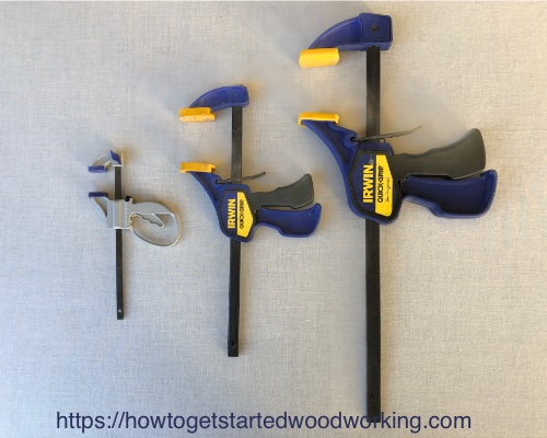 F-Clamps Woodworking
