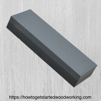 Sharpening stone (dual-purpose, coarse, fine)