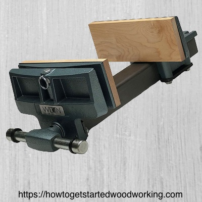 Wilton Model 63144 Woodworkers Vise