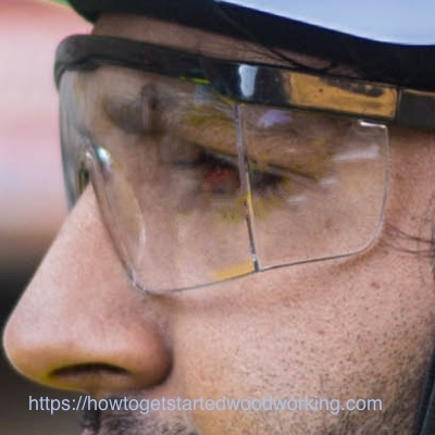 Woodworking Safety Glasses