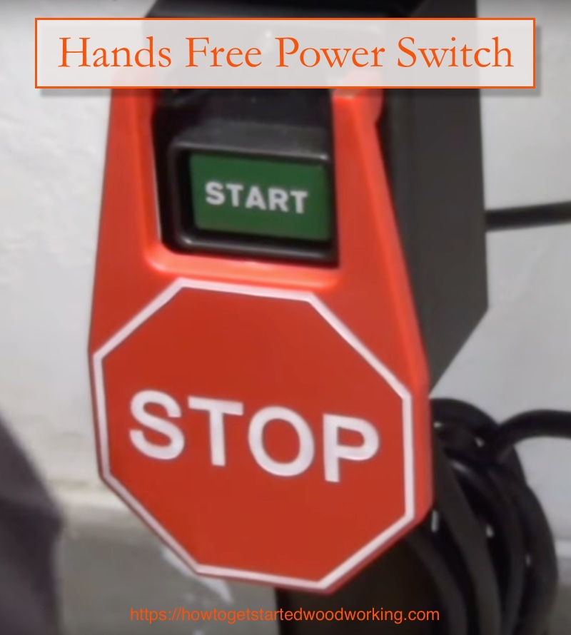 Hands Free Power Switch