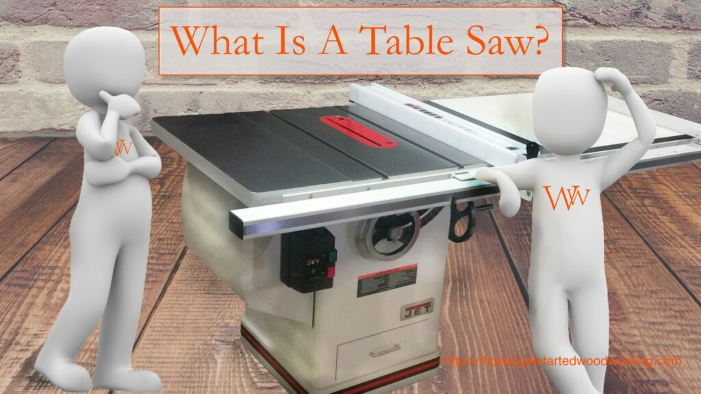 What is a table saw